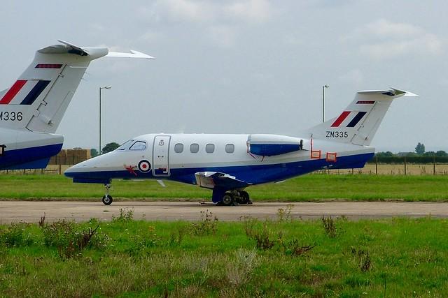 Embraer EMB-500 Phenom 100 ZM335 & ZM336