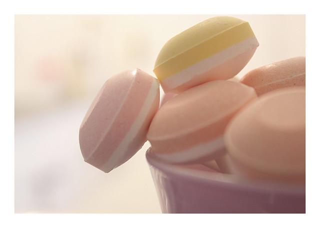 Macro Mondays : The bouquet of lollipops / Le bouquet de sucettes
