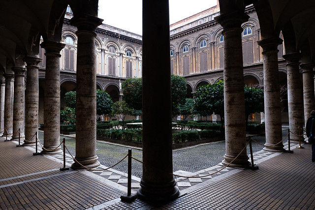 Rome: Galleria Doria Pamphilj