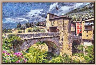 Alpes-Maritimes, Sospel