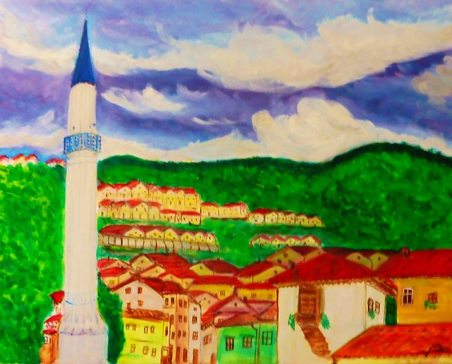 Torre de la Mezquita ,Serbia,