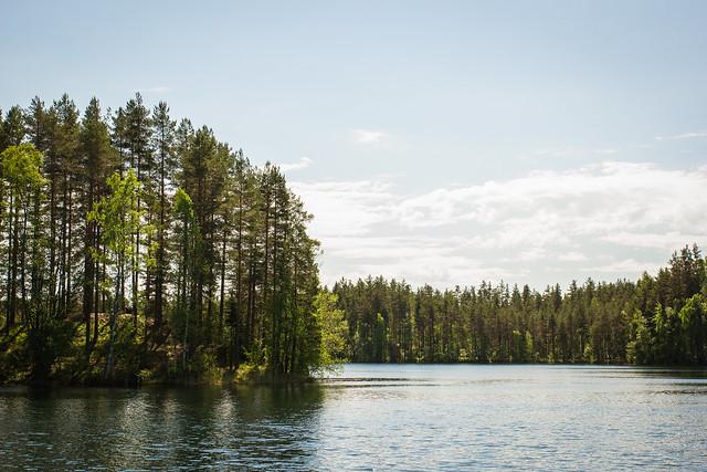 Iso-Melkutin, Loppi, Finland