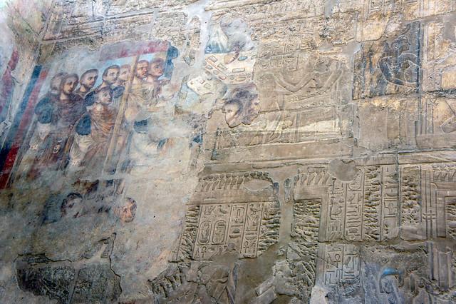 The Roman paintings