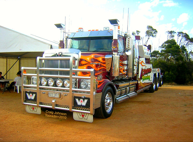 Western Star at Tooradin