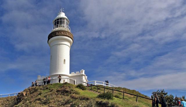 Cape Byron Lighthouse; NSW Aust.