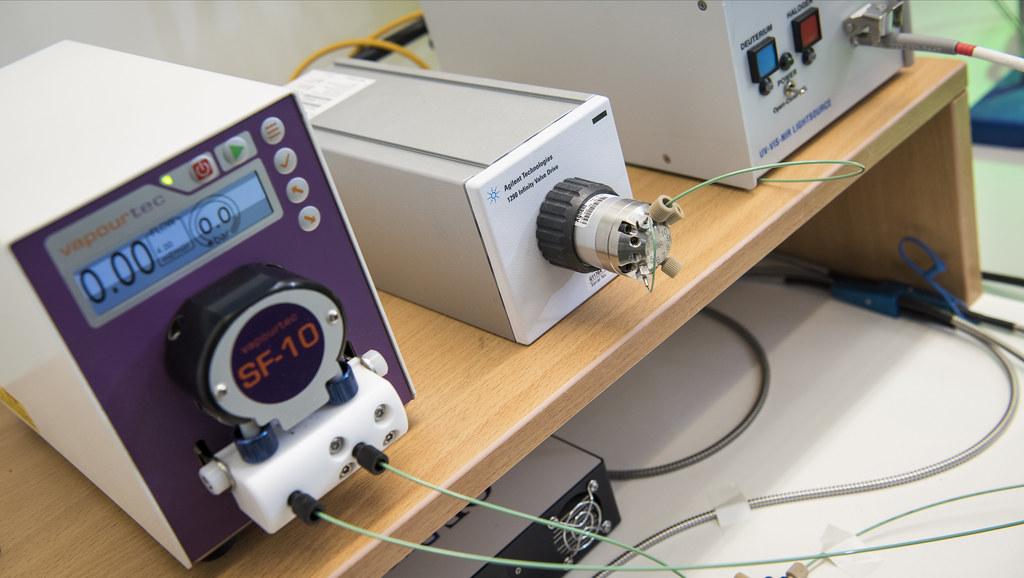 Some DReaM facility equipment