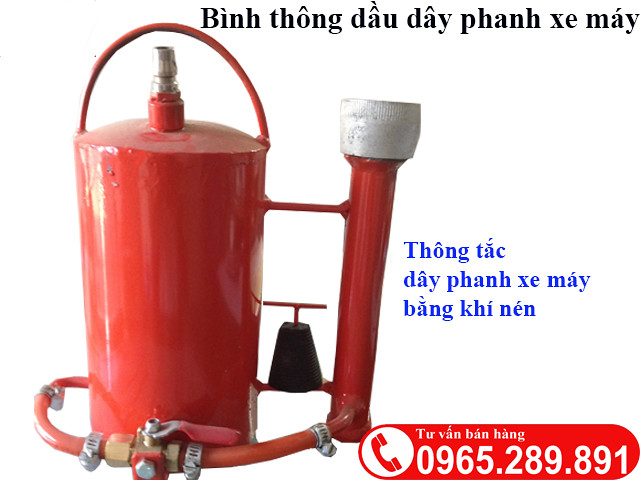 Binh thong dau day phanh xe may