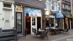 The Rookies Coffeeshop, Amsterdam