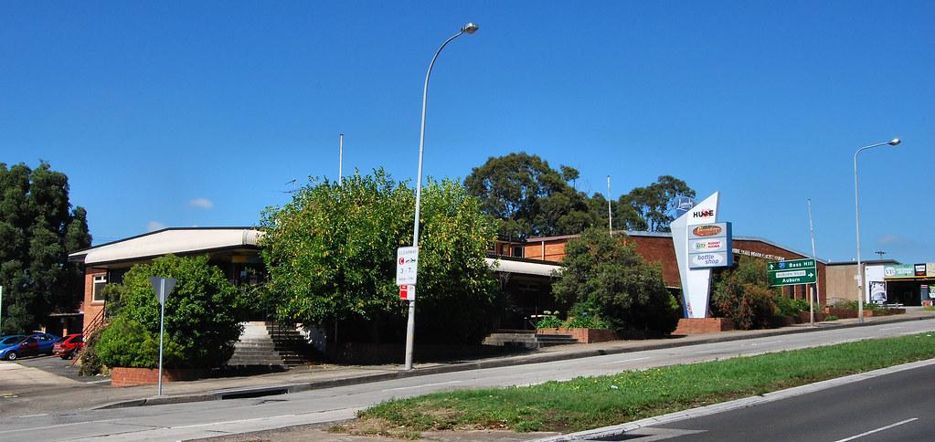 The Hume Hotel, Yagoona, Sydney, NSW.