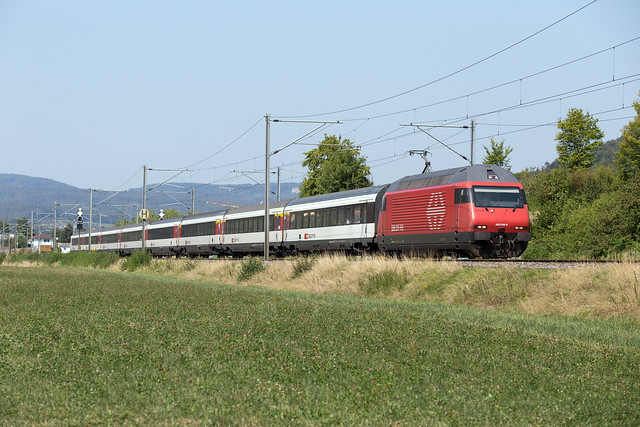 SBB Re 460 046 Polmengo
