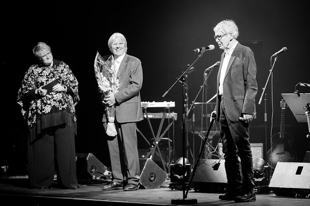 Jon Christensen at Oslo Jazzfestival 2018 (180854)