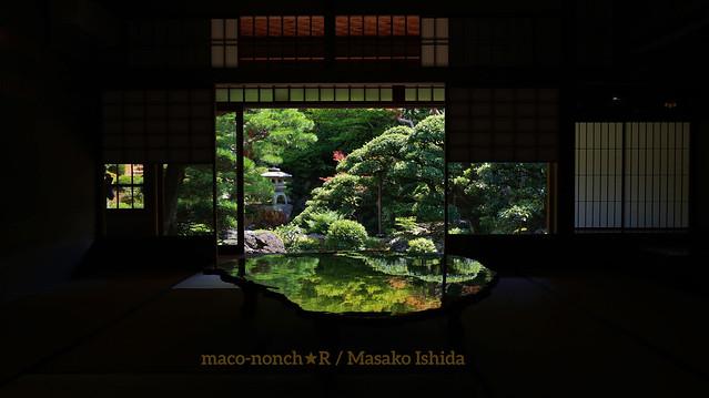 Reflective - Kyutei Omuro ,Kyoto 旧邸御室