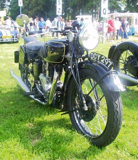 1939 Velocette MSS 495cc