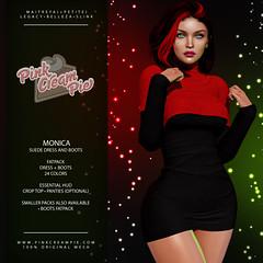 Monica Dress @ Saturday Sale 7/31
