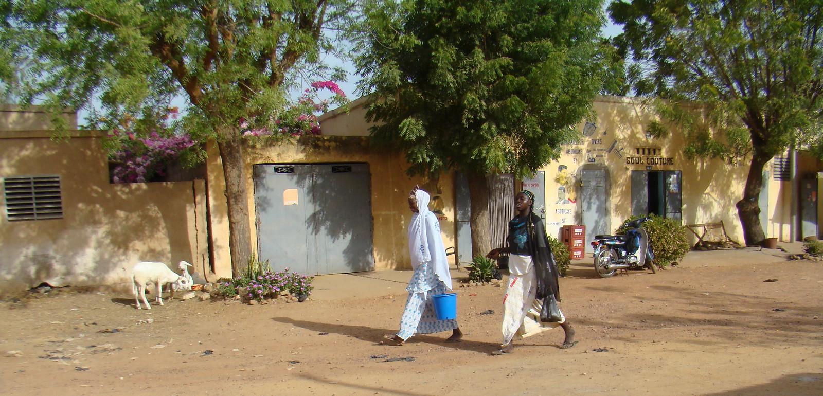 Segou su gente people etnia Bambara Mali 10