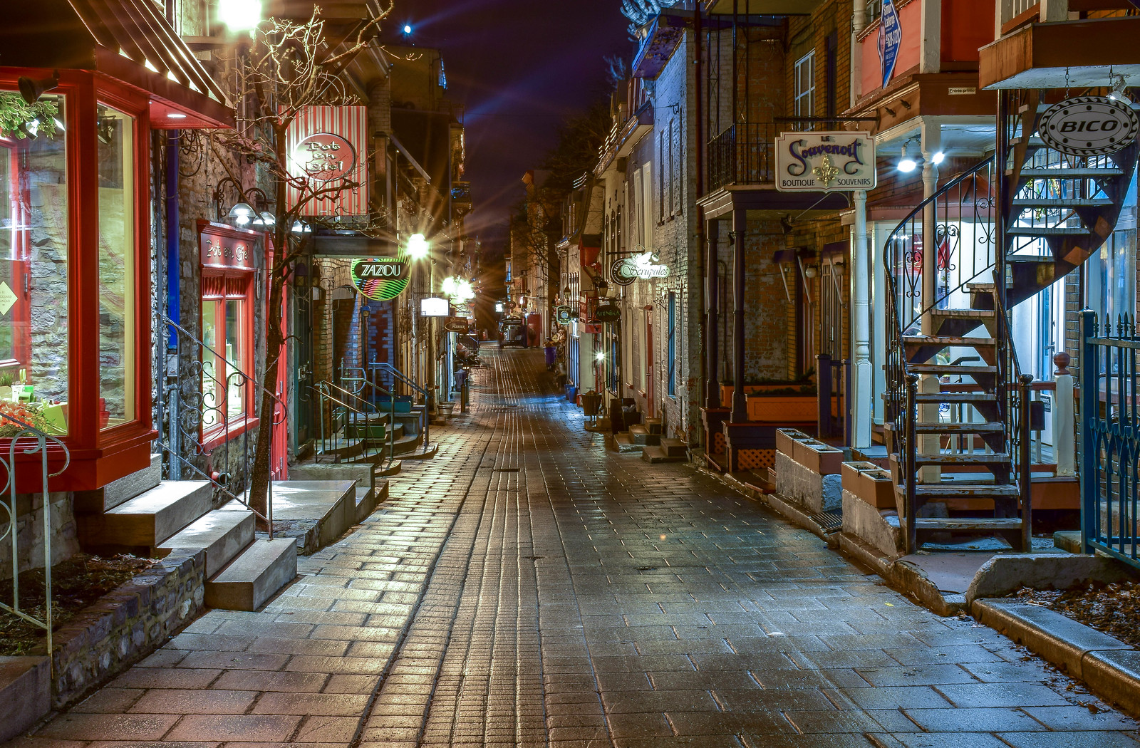 The 21 Best Instagram Spots in Quebec City, Canada - Travel Bliss Now