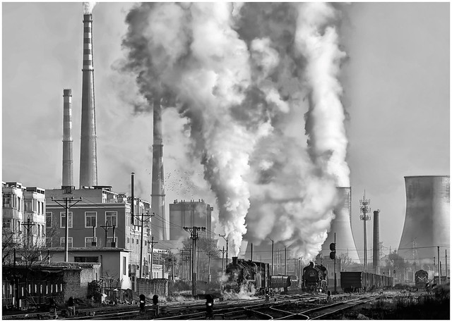 Industrial Steam Memories