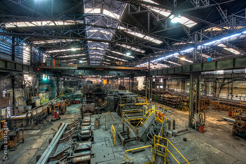 Steelworks company - Vicenza, Italy (re-edited Oct, 2016) by Mia Battaglia photography