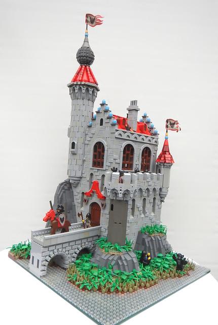 CCCXVI Fright Knight Castle