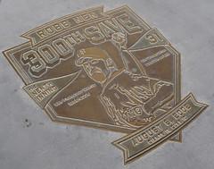Robb Nen's #300th Save Commorative Plaque