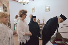 ÎPS Calinic, Veronica Balaj, Emilia Țuțuianu, Maica stareță Iosefina