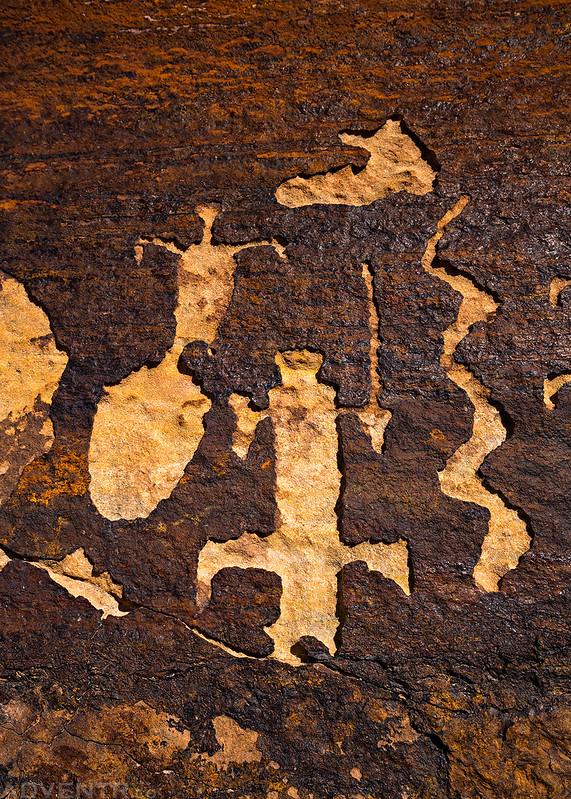 Deep Petroglyphs