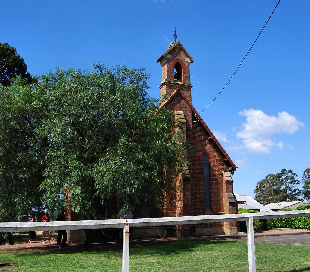 St Thomas Chapel, Narellan, Sydney, NSW.