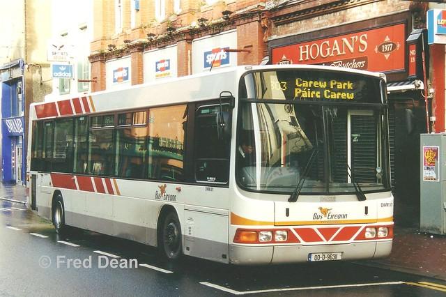 Bus Eireann DWM1 (00D96311).