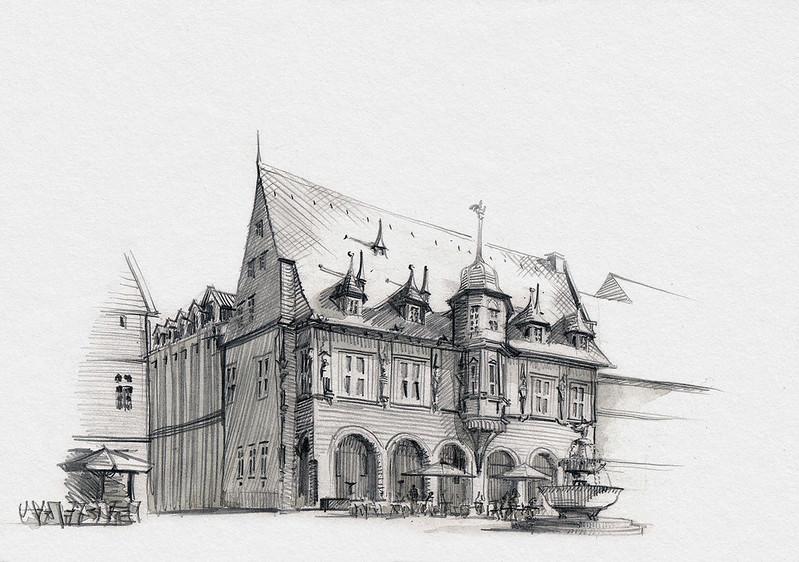 Goslar Hotel Kaiserworth