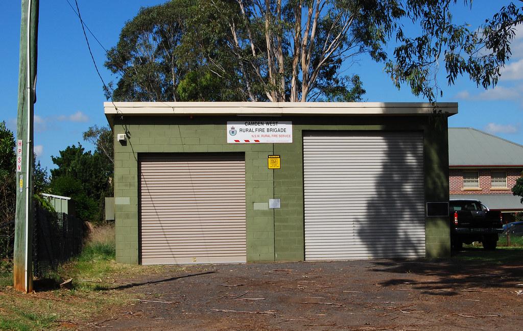 Rural Fire Brigade, Grasmere, Sydney, NSW.