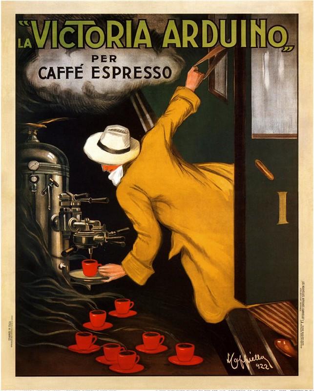 La Pavoni Ideale - 1905