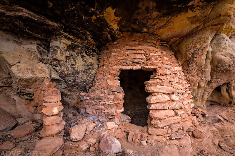 Spirit Cave Ruin