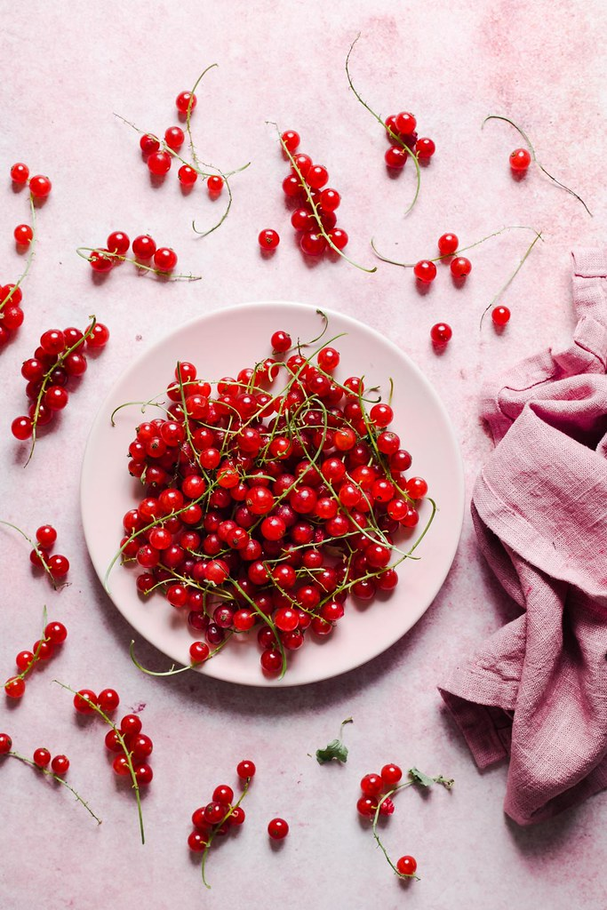 Virginia Repetto - Red currants