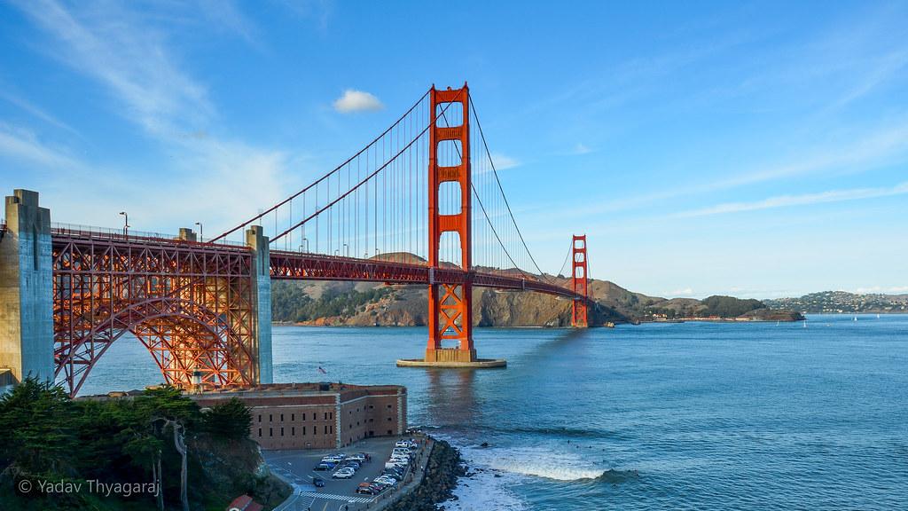 Golden Gate Bridge California Wallpaper Hd Golden Gate