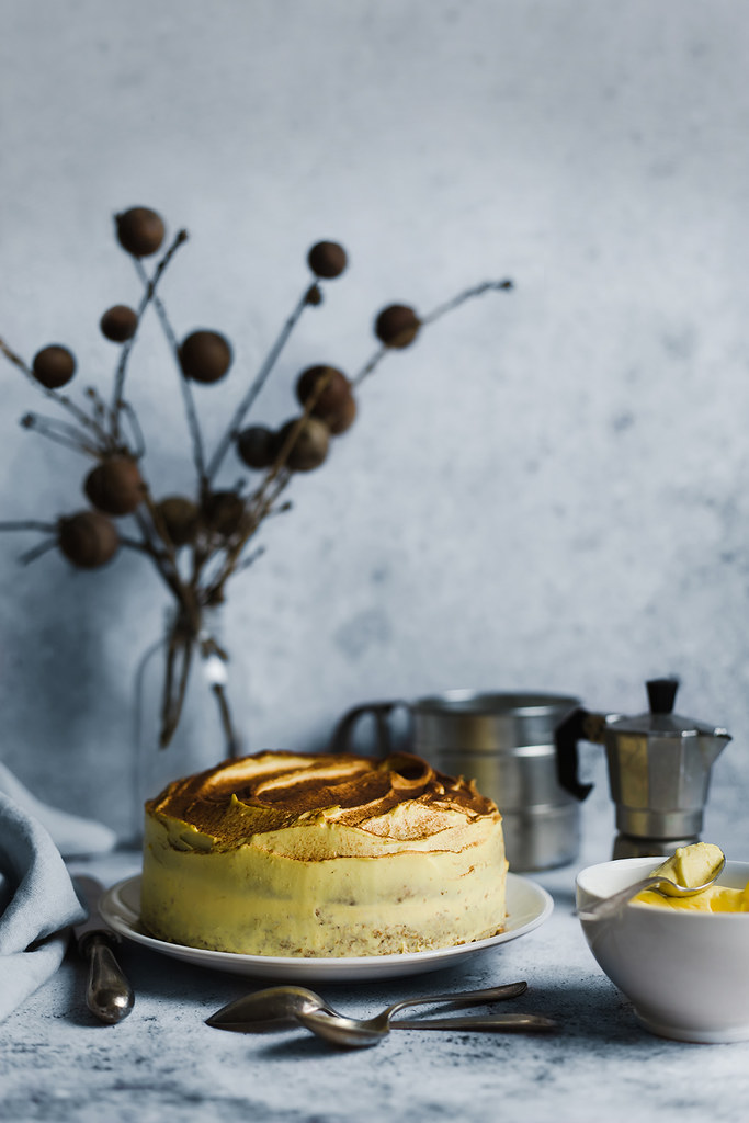Virginia Repetto - Tiramisu cake