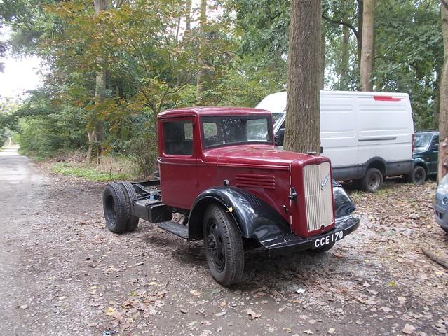 CCE 170 Bedford WHG