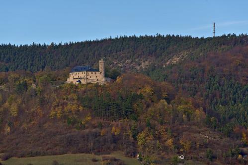 badblankenburg burgen deutschland landschaft greifenstein castle thüringen thuringia