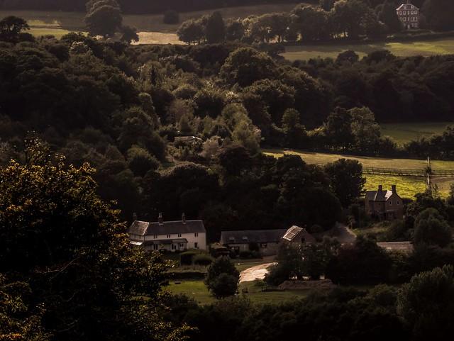 Landscape house's