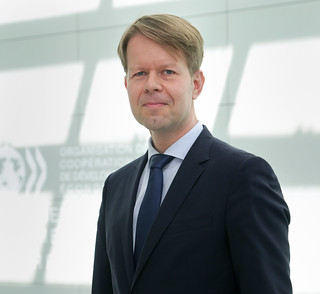 Tuomas Tapio, Ambassador of Finland to the OECD