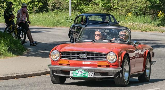 1973 Triumph TR 6