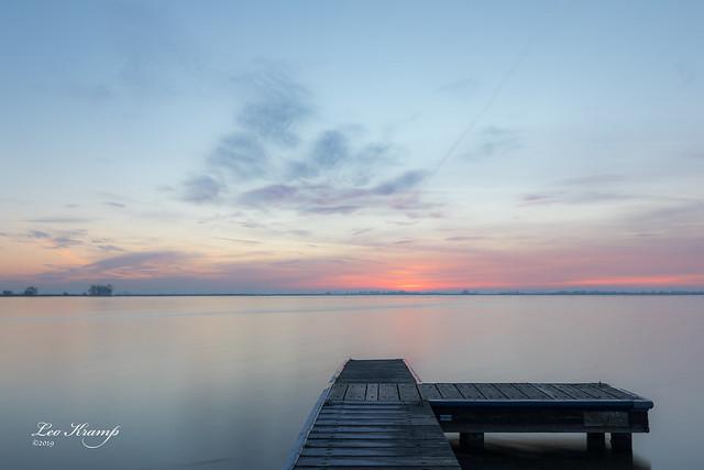 Sunrise | Zonsopkomst Reeuwijkse plassen 5