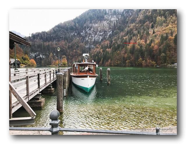 Pier @ Königssee, HFF.