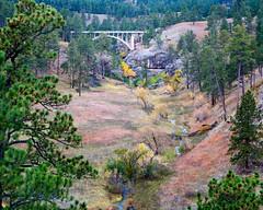 Beaver Creek Bridge at Wind Cave National Park