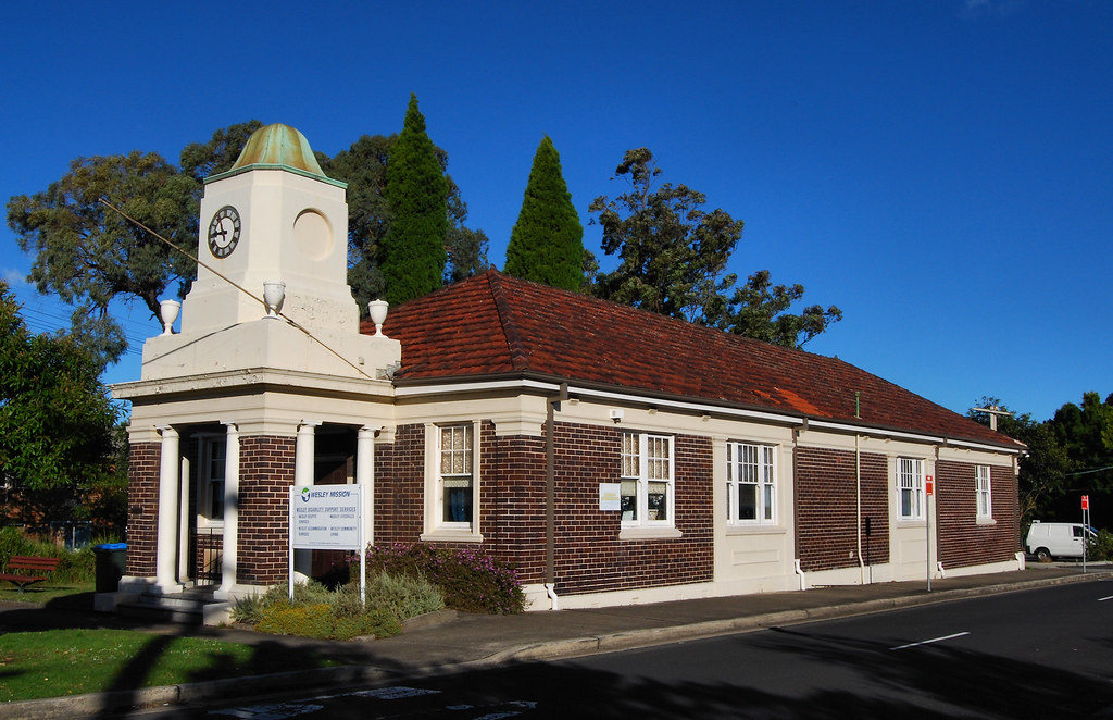 Wesley Mission, Enfield, Sydney, NSW.