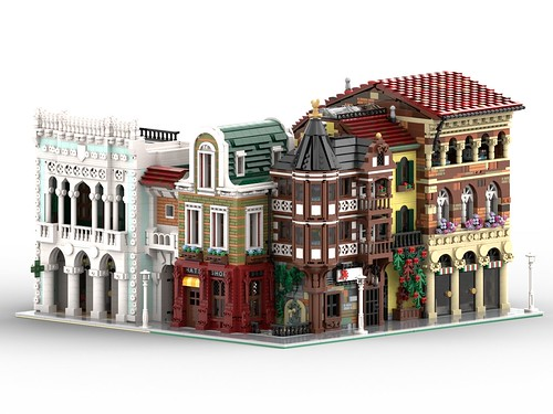 Old Europe neighbourhood