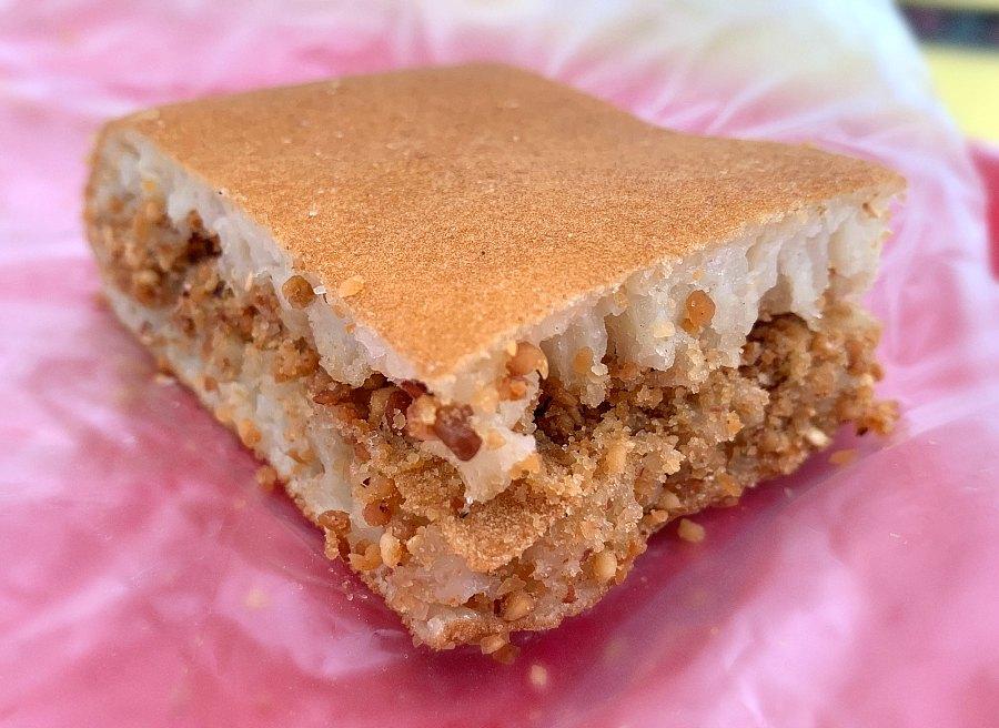 Peanut Pancake