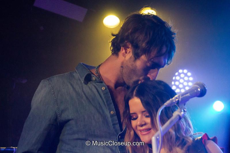 Maren Morris & Ryan Hurd -7318