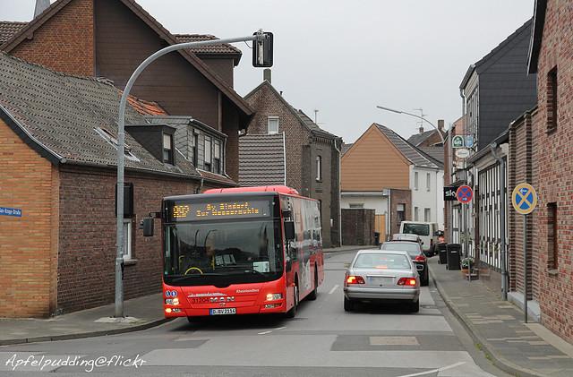 Bunte Buswelt - Grevenbroich