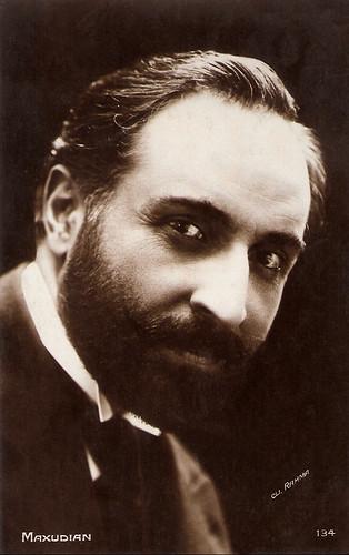 Max Maxudian