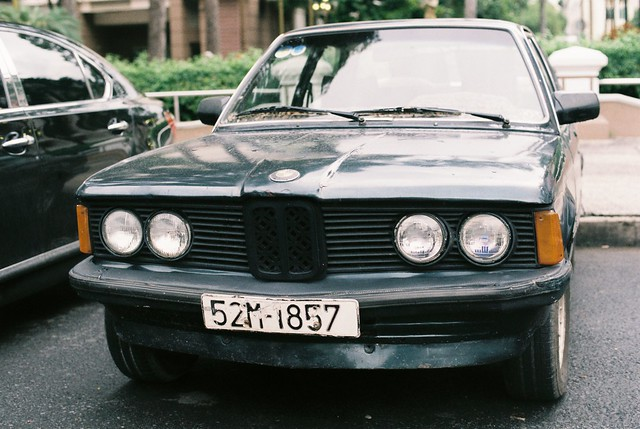 The Old BMW